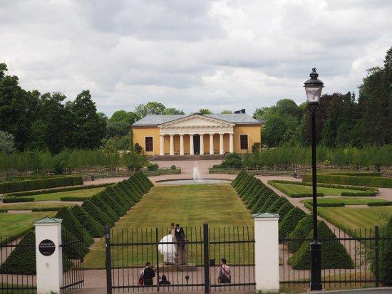 Uppsala, Sverige: Botaniska trädgården