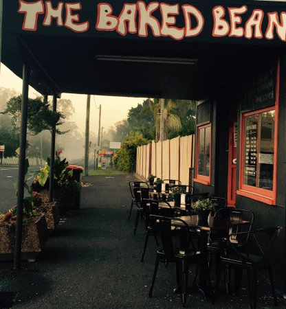 Bororen, Australien: The Baked Bean Cafe