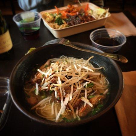 Asian box san francisco 170 ofarrell st union square for Asian cuisine san francisco