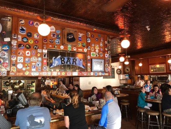 F Street Station Restaurant Anchorage