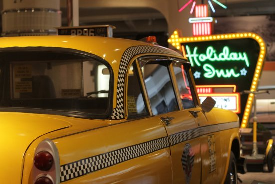 un taxi new yorkais picture of the henry ford dearborn tripadvisor. Black Bedroom Furniture Sets. Home Design Ideas