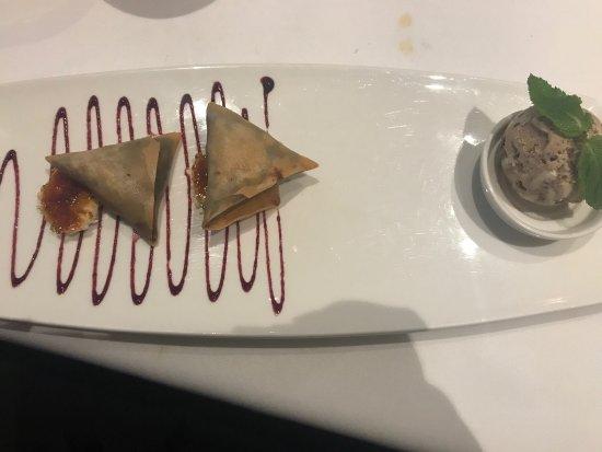 Pushkar: Amazing food!