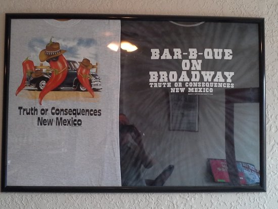 Bar-B-Que on Broadway Foto