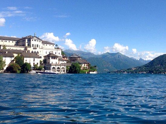 Armeno, Italy: Around lake orta.