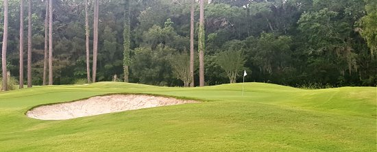 Bluffton, Güney Carolina: Third Green