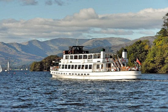 Graythwaite, UK: Windermere Lake Day Cruises