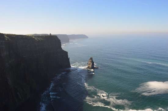 The Burren, ไอร์แลนด์: Cliffs Of Moher
