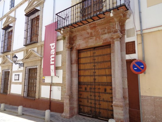 Museo De Arte De La Diputacion. MAD. Antequera