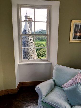 Glengorm Castle: Tower Reading Room