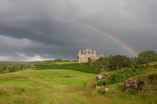 Glengorm Castle: Magical Glengorm