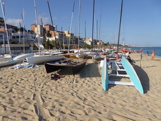 Montgat Beach