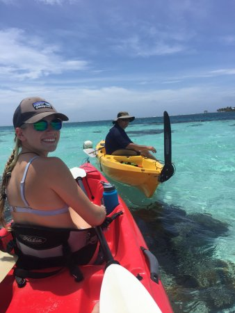 Glovers Reef Atoll, Μπελίζ: Isla Marisol is awesome!