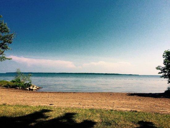 Georgina, كندا: Beach