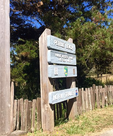 The Sea Ranch, CA: Walk On Beach Sea Ranch Access Trail 27