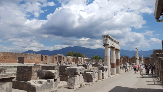 pompeii the best preserved tragedy essay Is pompeii an ancient or pompeii's not-so-ancient roman remains there's no question that it is the best-preserved ancient town anywhere.