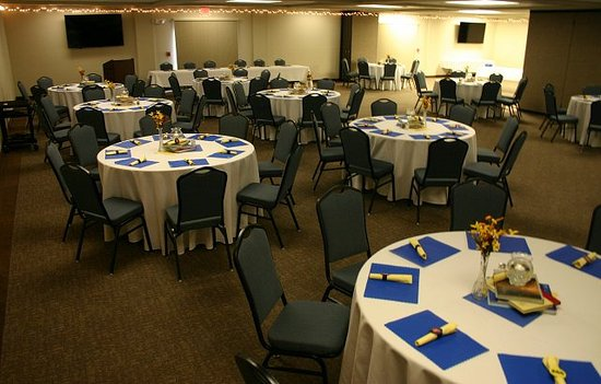 Choteau, MT: Stage Stop Inn Banquet Room
