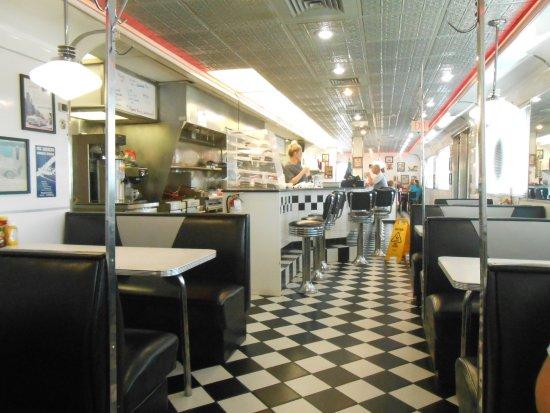 Penny S Diner Inside