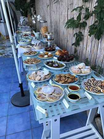 Awesome breakfast buffet!