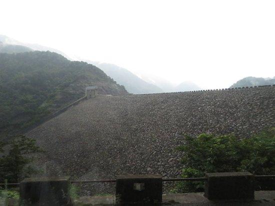 Tedorigawa Dam