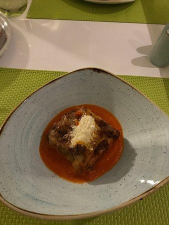 Cap Estate, St. Lucia: Grazie Trattoria, fabulous food!