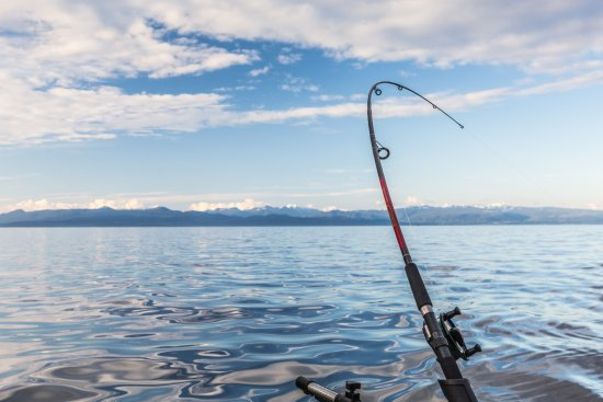 Nanoose Bay, Canadá: Fishing charters include premium equipment, tackle & bait, cleaning & bagging of your catch .
