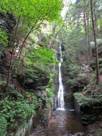 Dingmans Ferry, PA: Silverthread Waterfall