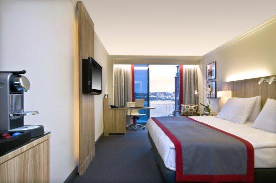 Radisson Blu Waterfront Hotel Stockholm Business Class Room