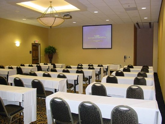 Hilton Garden Inn Champaign/ Urbana: Meeting Classroom Style
