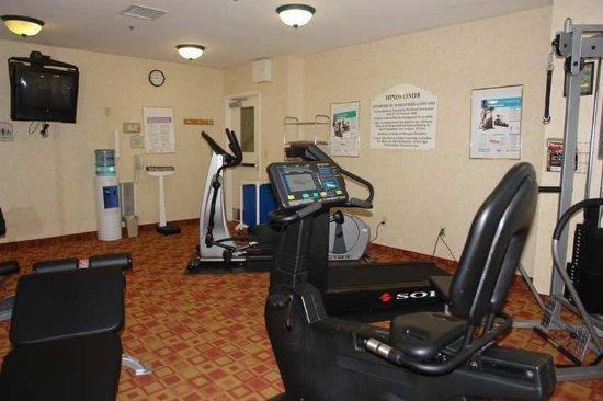 Beautiful Hilton Garden Inn Cincinnati/Sharonville: Recreational Facilities