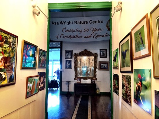 Asa Wright Nature Centre and Lodge張圖片