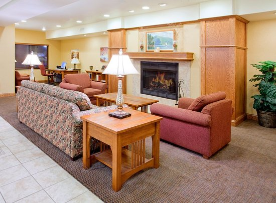 Rocky Mount, Вирджиния: Hotel Lobby