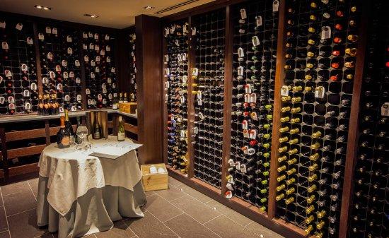The Samling Hotel: Wine