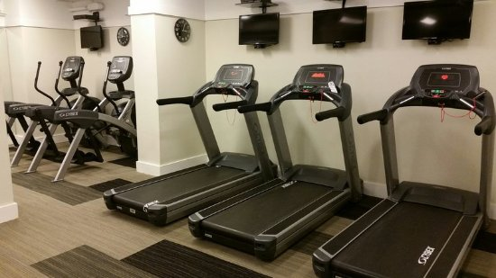 Hanover, Nueva Hampshire: Exercise Room