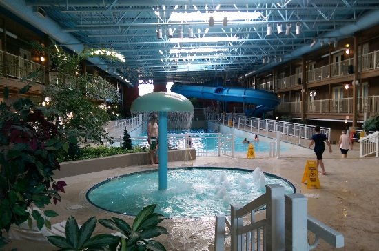 Wonderful Pool And Waterpark Photo De Travelodge Ottawa West Ottawa Tripadvisor