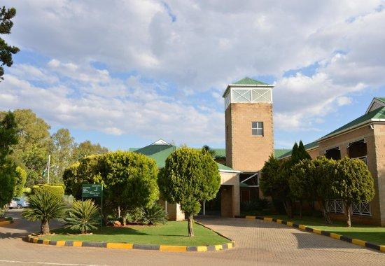 Klerksdorp, Sudáfrica: Exterior
