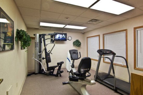 Coshocton Village Inn Fitness Center