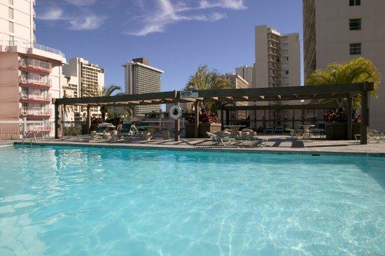 Aqua Skyline at Island Colony: pool