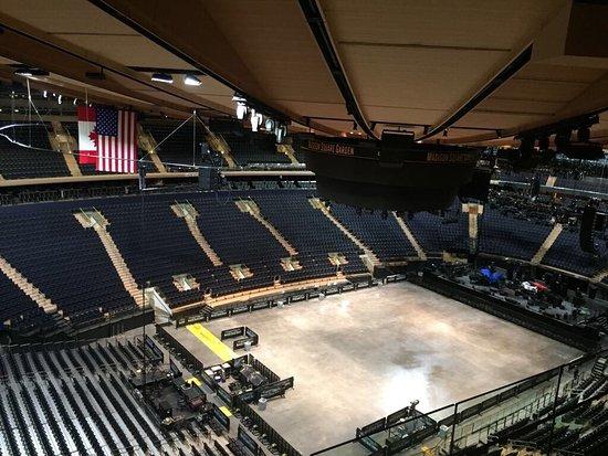 Madison Square Garden All Access Tour: Photo0