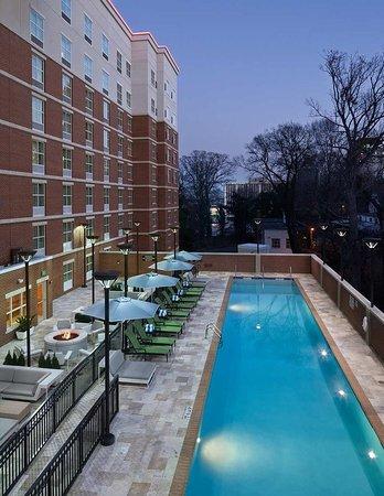 Hilton Garden Inn Atlanta Midtown Updated 2018 Hotel Reviews Price Comparison Ga Tripadvisor