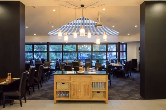 The Thorndon Hotel Wellington by Rydges: Restaurant