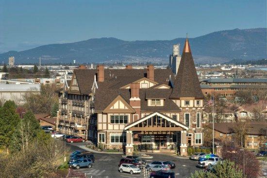 Doubletree Hotel Downtown Spokane