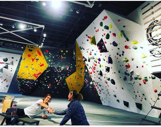 Gneiss Climbing