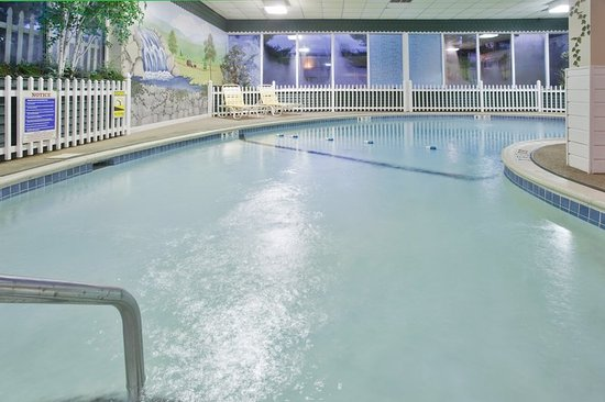 Holiday Inn Middletown: Swimming Pool
