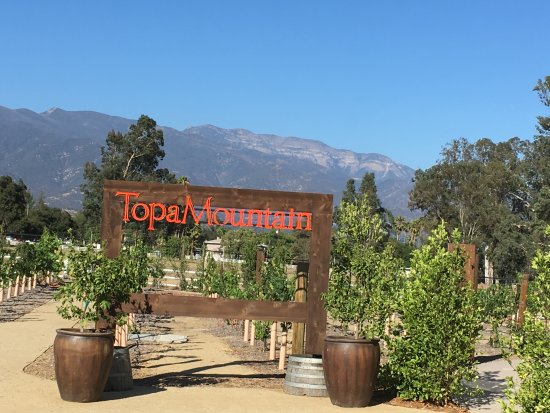 Ojai, CA: Lovely place to be