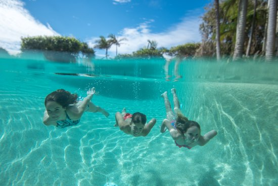 Peregian Beach, Australia: family pool