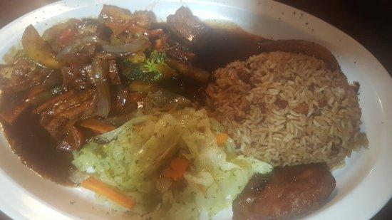 Mangos caribbean restaurant atlanta for Auburn caribbean cuisine