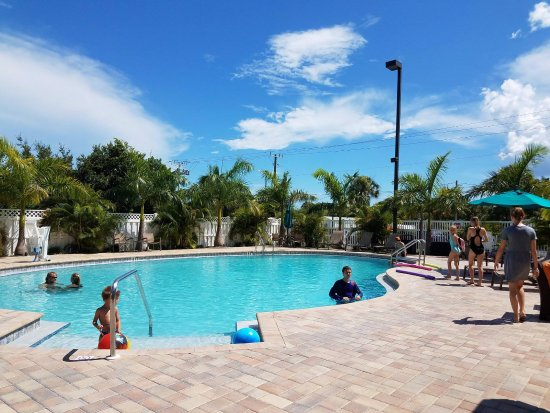 Best Western Plus Siesta Key Gateway : pool area