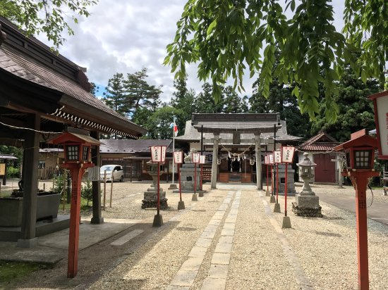 Hanamaki Shrine