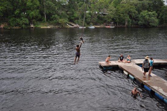 Branford, FL: Nikki jumping