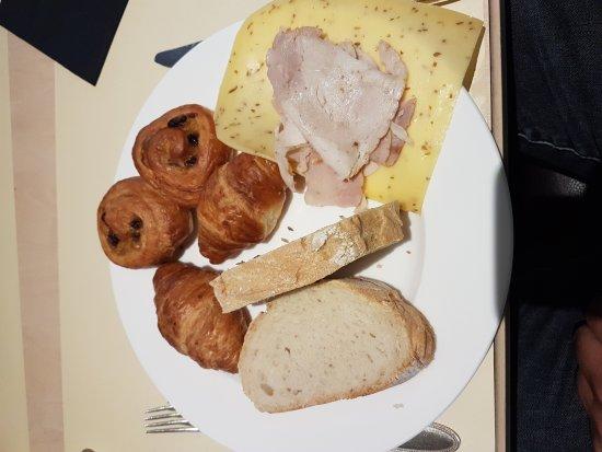 Wolfheze, Niederlande: Ontbijt